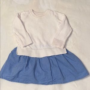 Gap Sweater Dress Toddler  18-24 Months